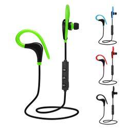 Bezprzewodowe sportowe słuchawki - 4 kolory