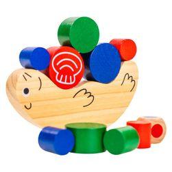 Dřevěná hračka Valirua
