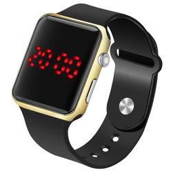Silikonowy zegarek LED - 8 wariantów