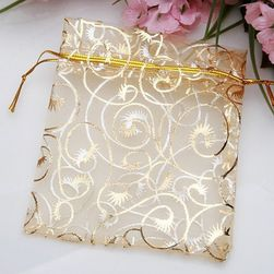 Poklon kesice (100 komada) - zlatne boje