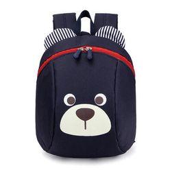 Rucsac ursuleț pentru copii - 4 culori Albastru închis