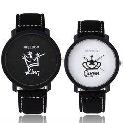 Stylowy zegarek dla par - 8 wariantów