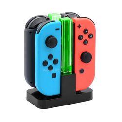 Stacja ładująca dla sterowników Nintendo Switch OOS34