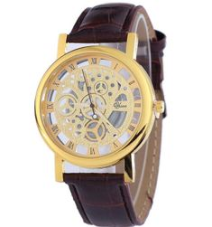 Luxusní hodinky v retro stylu - 5 variant