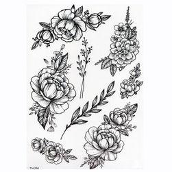 Dočasné tetování Sarah