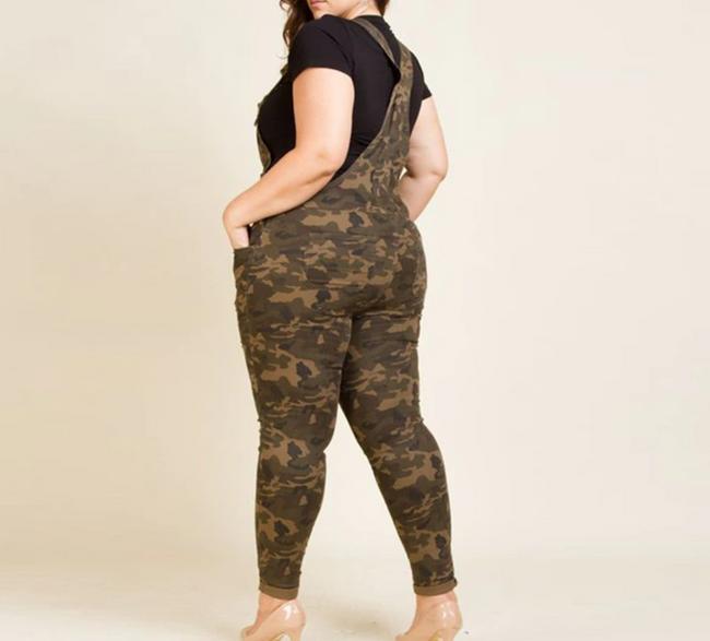 Női kantáros nadrág Amiria