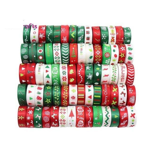 Vánoční stuha VS1 1