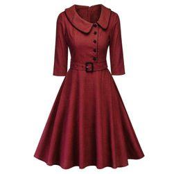Винтажное платье Alanie