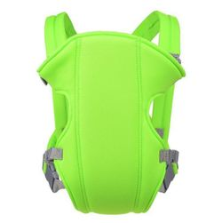 Ergonomski nosilec za dojenčke  zelena