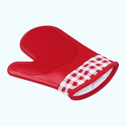 Kuhinjska silikonska rukavica - 3 boje
