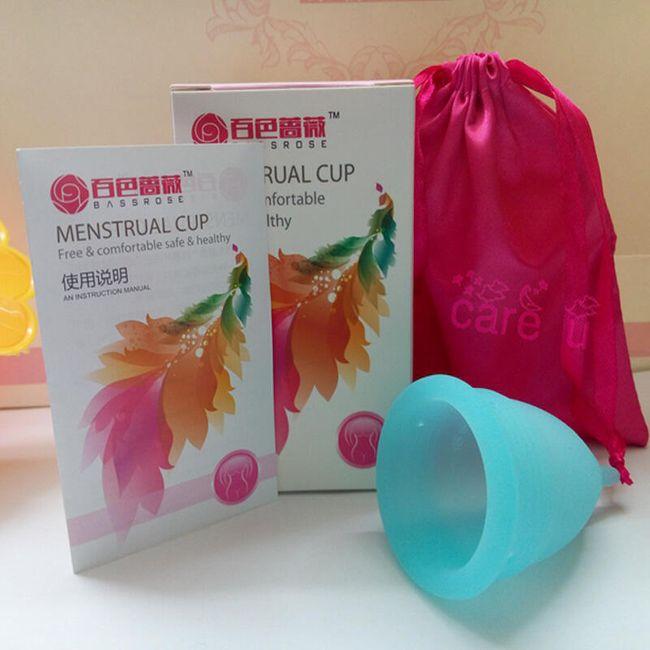 Менструальная чашечка- разные расцветки 1