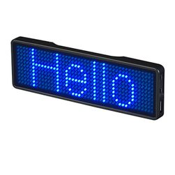 LED sign LC01