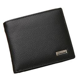Pánská peněženka s přihrádkou na mince - 2 barvy