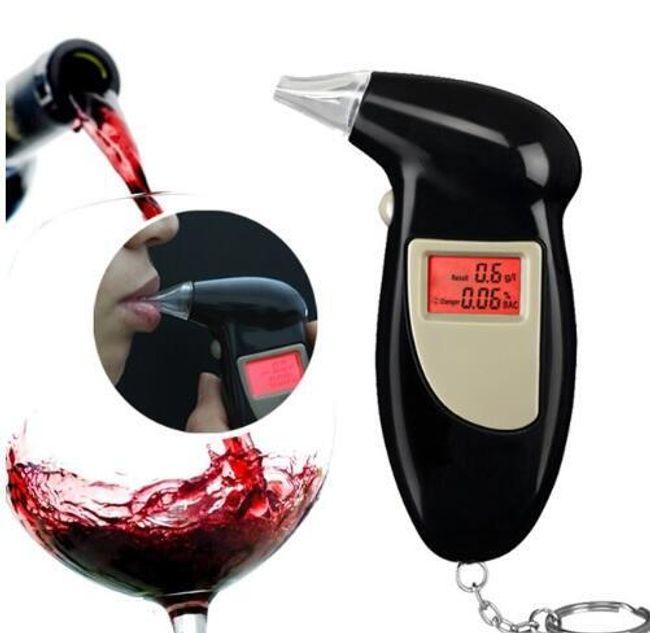 Tester de alcool digital 1