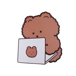 Podkładka pod mysz Bear