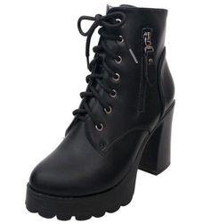 Ženski čevlji do gležnjev Sandra
