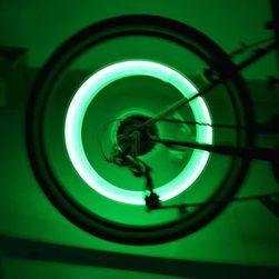 Światło LED na pas koła - 2 sztuki - 4 kolory