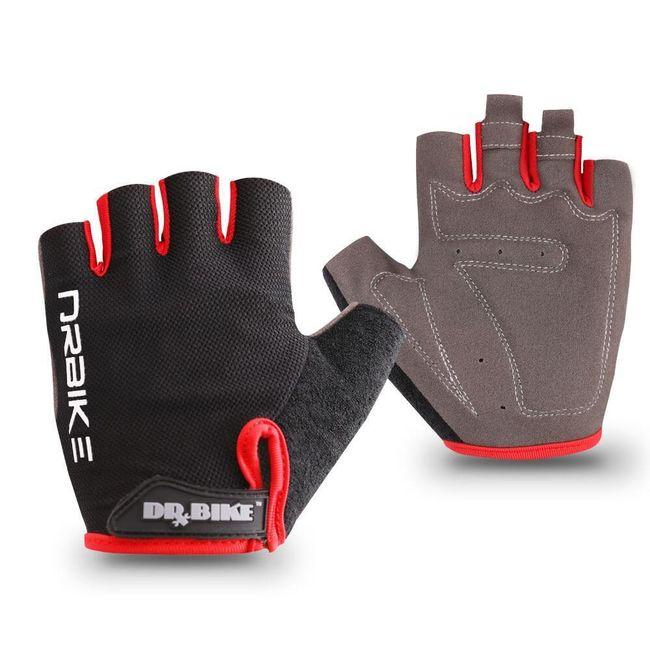 Cyklistické rukavice B04809 1