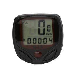 Calculator LCD rezistent la apă - tahometru bicicletă