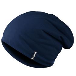 Unisex čepice Rozarie Modrá