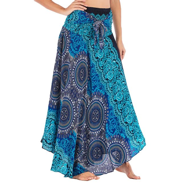 Ženska dugačka suknja Ascelina 1