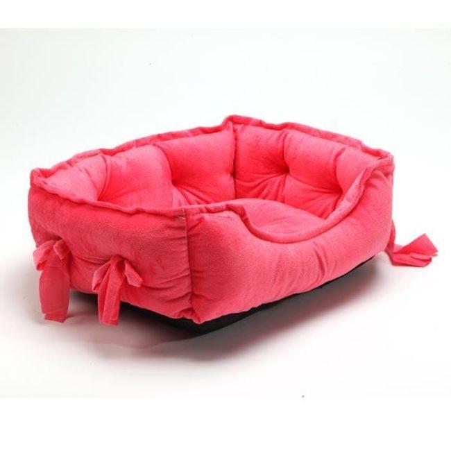 Лежак для домашнего питомца в форме дивана 1