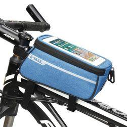 Torbice za ram bicikla i prorezom za mobitel Thobias