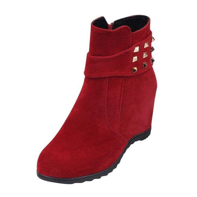 Ženska zimska obuća Ashlynn 1