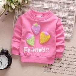 Lány pulóver Bernnie