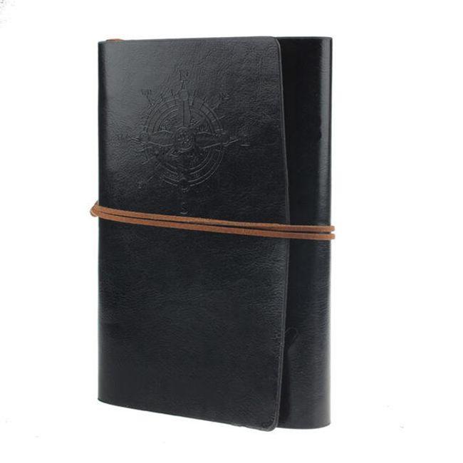 Deník z umělé kůže 1
