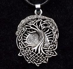 Viking ogrlica - Drevo življenja