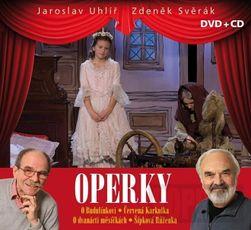 Zdeněk Svěrák, Jaroslav Uhlíř - Opierka, DVD + CD PD_1004995