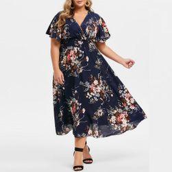 Bayan büyük beden elbise Huanna