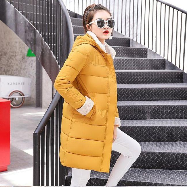 Dámský kabát Brenda 1