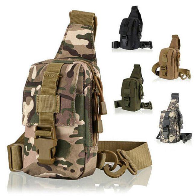 Рюкзак в военном стиле 1