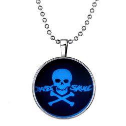 Svítící steampunk náhrdelník v různých variantách