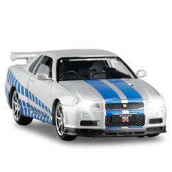 Model auto Nissan Skyline