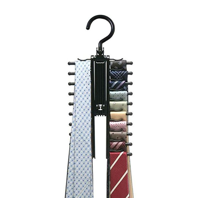 Multifunkční věšák na kravaty 1