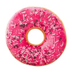 Dutý plyšový donut