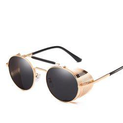 Солнцезащитные очки в стиле стимпанк YF4