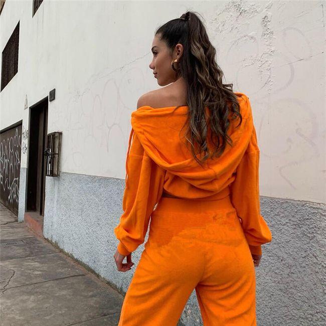 Női crop pulóver Dilara