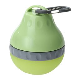 Přenosná cestovní lahvička na vodu pro psy - 3 barvy
