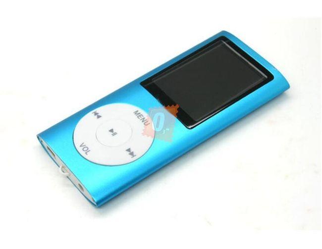 2GB MP3 MP4 Přehrávač s displejem - 2 barvy 1