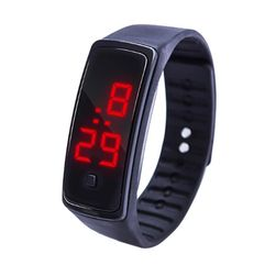LED sat za muškarce i žene - 12 varijanti