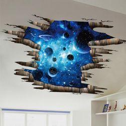 3D nalepnica - Svemir