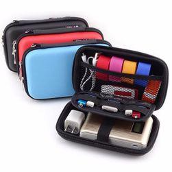 Cestovní pevné pouzdro na GPS, mobil, powerbanku - 3 barvy