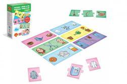 Hra školou® Poznaj pred a po kreatívne a náučná hra v krabici 16x25x5cm RM_29002478