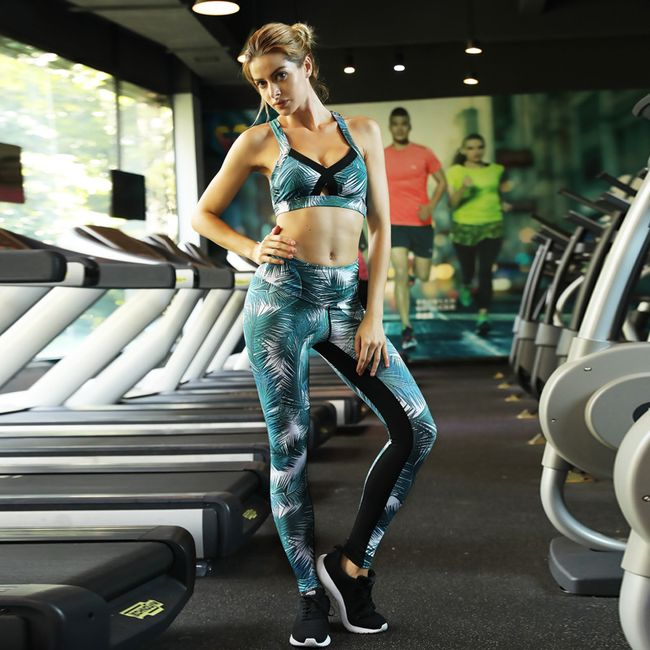 Női edzés készlet Celeste