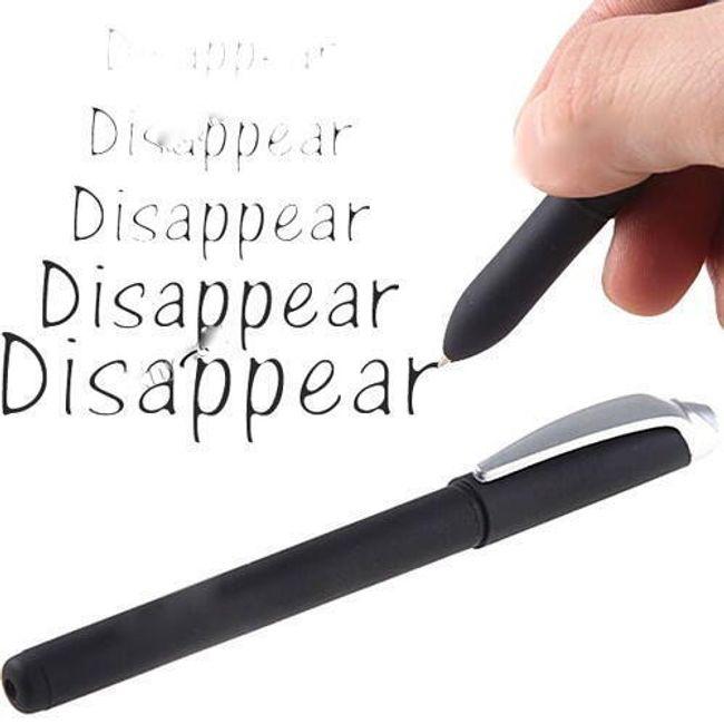 Magické kuličkové pero s inkoustem, který po hodině mizí 1