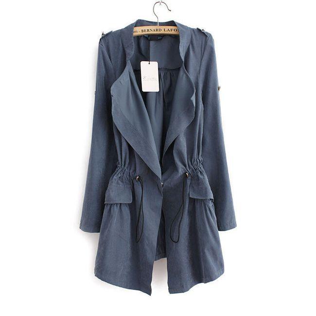 Dámský kabát - 5 barev 1